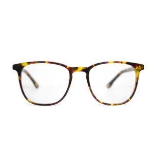 Klassy Network Bold Blue Light Glasses Tortoise